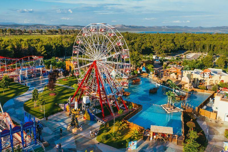 Funpark Mirnovec Biograd Adria Eye