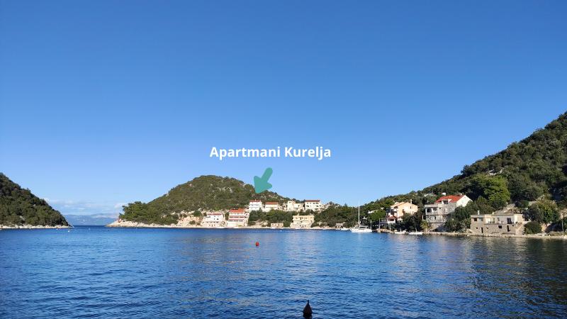 eiland Lastovo Apartmani Kurelja