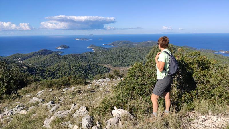 eiland Lastovo, Hom