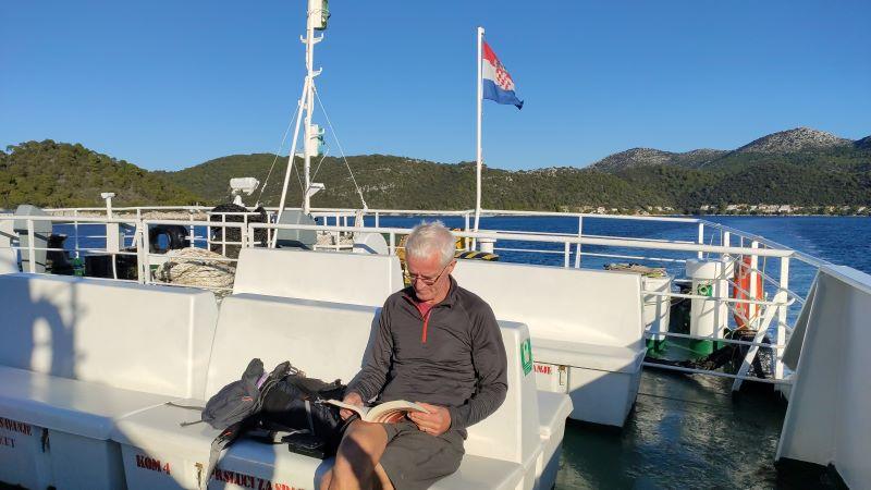 ferry Lastovo Split