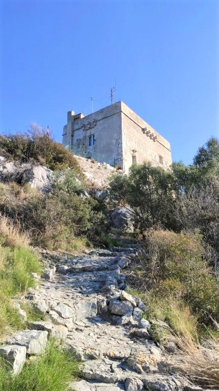 kasteel van Lastovo