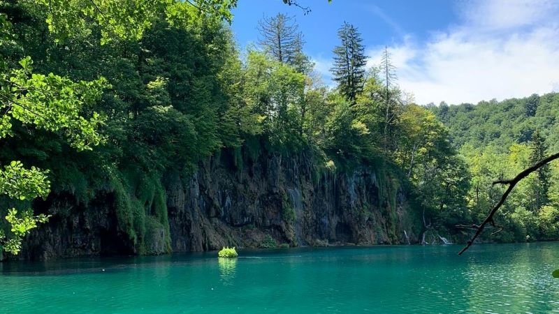 park Plitvice meren