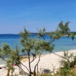 Strand op eiland Silba, tips