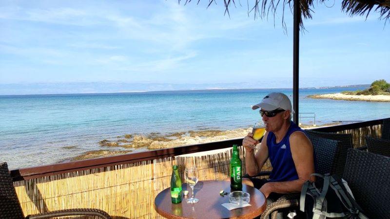 strandbar eiland silba