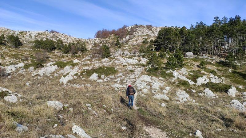 wandeling Vosac