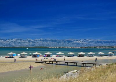 Queen's beach Nin